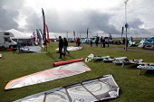 The 2011 Scottish Windfest at Barassie Beach, Troon, Scotland. Picture Credit : Iain McLean / Scottish Viewpoint Tel: +44 (0) 131 622 7174   E-Mail : info@scottishviewpoint.com This photograph cannot... Public, NMR 2011,summer,sunny,water,sport,kite,surfing,windsurfing,event,firth,clyde,sand,sandy