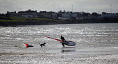 The 2011 Scottish Windfest at Barassie Beach, Troon, Scotland. Picture Credit : Iain McLean / Scottish Viewpoint Tel: +44 (0) 131 622 7174   E-Mail : info@scottishviewpoint.com This photograph cannot... Public, NMR 2011,summer,sunny,water,sport,surfing,windsurfing,event,firth,clyde,sand,sandy