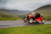 The Model T Ford Centenary Vintage Car Rally celebrating the ascent of Ben Nevis by Mr Hendry Alexander in a Model T Ford in 1911. Picture Credit : Kenny Ferguson / Scottish Viewpoint Tel: +44 (0) 131... Public, NMR 2011,spring,weather,car,vintage,rally,event