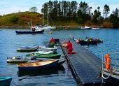 Workers on a floating pier at Crinan harbour, Argyll. Picture Credit : Jack Byers / Scottish Viewpoint  Tel: +44 (0) 131 622 7174  E-Mail : info@scottishviewpoint.com  Web: www.scottishviewpoint.com T... Public 2012,spring,boats,sea,people,work,water,pontoon,fishing,fishermen,fisherman,dinghy,dinghies