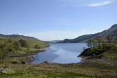 Glen Finglas Reservoir, Central District. Picture Credit : Chris Robson / Scottish Viewpoint  Tel: +44 (0) 131 622 7174  E-Mail : info@scottishviewpoint.com  Web: www.scottishviewpoint.com This photog... Public 2012,spring,sunny,water,hills