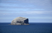 The Bass Rock in the Firth of Forth from East Lothian. Picture Credit : Chris Robson / Scottish Viewpoint  Tel: +44 (0) 131 622 7174  E-Mail : info@scottishviewpoint.com  Web: www.scottishviewpoint.co... Public 2012,summer,sunny,coast,coastal,volcanic,plug,island,lighthouse,gannet,gannets,colony
