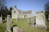 Fogo Church, Scottish Borders. Picture Credit : Chris Robson / Scottish Viewpoint  Tel: +44 (0) 131 622 7174  E-Mail : info@scottishviewpoint.com  Web: www.scottishviewpoint.com This photograph cannot... Public 2011,spring,sunny,village,religion,graveyard,graves,building,gravestones