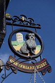 The sign for Greyfriars Bobby Bar in the city centre of Edinburgh. Picture Credit : Neil Sinclair / Scottish Viewpoint  Tel: +44 (0) 131 622 7174  E-Mail : info@scottishviewpoint.com  Web: www.scottis... Public 2012,summer,sunny,old,town,dog,candlemaker,row,loyal,pub,public,house,drink,drinking,signage