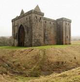 Hermitage Castle, Scottish Borders. Picture Credit : Darren Miller / Scottish Viewpoint   Tel: +44 (0) 131 622 7174  E-Mail : info@scottishviewpoint.com  This photograph cannot be used without prior p... Public 2012,winter,atmospheric,Heritage,Scotland,Ruin,Ruins,Visitor,Tourist,Attraction,Historic