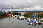 The harbour at Cromarty, a village on the Black Isle, Highlands of Scotland.  Picture Credit : Laurence Leech / Scottish Viewpoint   Tel: +44 (0) 131 622 7174  E-Mail : info@scottishviewpoint.com  Thi... Public 2012,summer,Admiralty,Pier,Firth,boat,boats,fishing,yacht,yachts,sailing,water