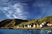 CROVIE VILLAGE, BANFFSHIRE PIC: IAIN MCLEAN/SCOTTISH VIEWPOINT Tel: +44 (0) 131 622 7174   Fax: +44 (0) 131 622 7175 E-Mail : info@scottishviewpoint.com This photograph can not be used without prior p... IAIN MCLEAN EROSION,WAVES