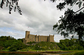 Dunvegan castle on the Isle of Skye on Scotland's west coast. Last year, Lord John MacLeod, chief of the Clan MacLeod  made the contoversial decision to sell the Cuillin mountains on Skye to help fina... Colin McPherson