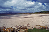 KILMORY BAY, ARGYLL WITH THE PAPS OF JURA BEYOND PIC: IAIN MCLEAN/SCOTTISH VIEWPOINT Tel: +44 (0) 131 622 7174   Fax: +44 (0) 131 622 7175 E-Mail : info@scottishviewpoint.com This photograph can not b... IAIN MCLEAN BEACH,MOUNTAIN