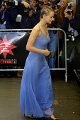 EDINBURGH, SCOTLAND, UNITED KINGDOM: Actress and star of the film 'Morvern Callar, Samantha Morton, arrives at the Odeon for the gala screening of the Lynne Ramsay-directed film on the opening night o... Colin McPherson