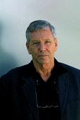 EDINBURGH, SCOTLAND, UNITED KINGDOM: Acclaimed Israeli author Amos Oz, pictured at the Edinburgh International Book Festival, where he gave a talk on his work and spoke about the current political sit... Colin McPherson
