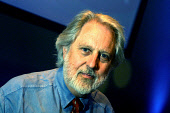 EDINBURGH, SCOTLAND, UNITED KINGDOM: Film director Lord David Puttnam, pictured at the Edinburgh International Television Festival, where he gave the Worldview Address to delegates.  Photograph � Coli... Colin McPherson