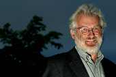EDINBURGH, SCOTLAND, UNITED KINGDOM: The leader of the team of scientists which mapped the human genome, Sir John Sulston, pictured at the Edinburgh International Book Festival, where he talked about... Colin McPherson