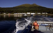 Inverie, Loch Nevis Knoydart Picture ALLAN MILLIGAN /SCOTTISH VIEWPOINT Tel: +44 (0) 131 622 7174   Fax: +44 (0) 131 622 7175 E-Mail : info@scottishviewpoint.com This photograph can not be used withou...