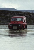 Withdrawal of the  Royal Mail Post Bus service now deemed a safety hazard to the Island of Oronsay from Colonsay over the Strand  has upset the local residents on the Inner Hebridean islands the servi... POLITICS