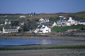 GAIRLOCH- A VILLAGE AND PORT AT THE HEAD OF GAIR LOCH, ON THE WEST COAST OF THE ROSS AND CROMARTY DISTRICT, HIGHLAND. PIC: KEN PATERSON/SCOTTISH VIEWPOINT Tel: +44 (0) 131 622 7174   Fax: +44 (0) 131... BEACH,WATER,SUNNY,SUMMER,SCOTLAND,MILLCROFT HOTEL,HOUSING,FORESHORE,COTTAGES,COTTAGE,COMMUNITY