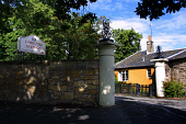 One of the entrance to the private Loretto School in Musselburgh, East Lothain. 09/08/01. PIC: COLIN McPHERSON/SCOTTISH VIEWPOINT Tel: +44 (0) 131 622 7174   Fax: +44 (0) 131 622 7175 E-Mail : info@sc...