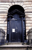 GLASGOW SOCIETY OF LADY ARTISTS, BLYTHSWOOD SQUARE, GLASGOW. DOOR DESIGNED BY CHARLES RENNIE MACKINTOSH. PIC:IAIN MCLEAN/SCOTTISH VIEWPOINT Tel: +44 (0) 131 622 7174   Fax: +44 (0) 131 622 7175 E-Mail... ART,GLASGOW SOCIETY OF LADY ARTISTS,GLASGOW ART,CHARLES RENNIE MACKINTOSH,BLYTHSWOOD SQUARE