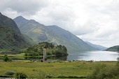 Glenfinnan Monument at the head of Loch Shiel, Lochaber, Highlands of Scotland. Picture Credit : Paul Tomkins / VisitScotland / Scottish Viewpoint Tel: +44 (0) 131 622 7174   Fax: +44 (0) 131 622 7175... Public 2011,summer,water,bonnie,prince,charlie,jacobite,jacobites,NTS,national,trust,scotland,visitor,attraction,people,heritage,1745,uprising
