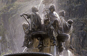 A DETAIL OF THE ROSS FOUNTAIN IN PRINCES STREET GARDENS, EDINBURGH. PIC: P.TOMKINS/VisitScotland/SCOTTISH VIEWPOINT Tel: +44 (0) 131 622 7174   Fax: +44 (0) 131 622 7175 E-Mail : info@scottishviewpoin... CITY,WATER,SUMMER,SPRING,SCULPTURE