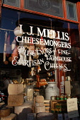 I.J. MELLIS CHEESEMONGER, STOCKBRIDGE, EDINBURGH.  PIC : NEIL SINCLAIR/SCOTTISH VIEWPOINT  Tel: +44 (0) 131 622 7174  Fax: +44 (0) 131 622 7175  E-Mail: info@scottishviewpoint.com  WEB: www.scottishvi... NEIL SINCLAIR/SCOTTISH VIEWPOINT 2008,SPECIALITY,SPECIALISED,SHOPPING,SHOP,RETAIL,FOOD,EATING,CHEESES,CHEESE
