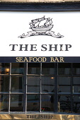 THE SHIP - A TRADITIONAL BAR AND SEAFOOD RESTARAUNT ON THE SHORE, LEITH, EDINBURGH.  PIC : NEIL SINCLAIR/SCOTTISH VIEWPOINT  Tel: +44 (0) 131 622 7174  Fax: +44 (0) 131 622 7175  E-Mail: info@scottish... NEIL SINCLAIR/SCOTTISH VIEWPOINT 2008,SUNNY,PUB,EATING,DRINKING