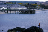 LOOKING OVER TO THE PIER AT THE BUNNAHABHAINN DISTILLERY ON THE ISLAND OF ISLAY, INNER HEBRIDES. PIC: GLYN SATTERLEY/SCOTTISH VIEWPOINT Tel: +44 (0) 131 622 7174   Fax: +44 (0) 131 622 7175 E-Mail : i... ARGYLL,WHISKY,WATER,SUMMER,SCOTLAND,MANUFACTURE,ISLE,INDUSTRY,COAST,CHILDREN,CASK