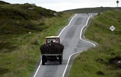 The upgrade of the main road linking the Western Isles has been given the goahead by Transport Minister Nicol Stephen today Wed 1/9/04. The last remaining single track section on the road between the... POLITICS