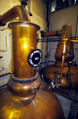 THE STILL ROOM AT THE DALMORE DISTILLERY AT ALNESS, HIGHLAND. PIC: GLYN SATTERLEY/SCOTTISH VIEWPOINT Tel: +44 (0) 131 622 7174   Fax: +44 (0) 131 622 7175 E-Mail : info@scottishviewpoint.com This phot... INDUSTRY,WHISKY,WATER,VAT,SUNNY,STILLS,SCOTLAND,MANUFACTURE,INTERIOR