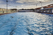 The open air swimming pool at Stonehaven, Aberdeenshire Bill McKenzie  / Scottish Viewpo atmospheric,atmosphere,attraction,visitor,visitors,tourist,tourists,tourism,people,person,swim,swimmer,swimming,sport,summer,sunny,lido,activity,activities