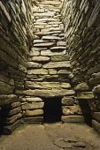 Quoyness Chambered Cairn, Sanday, Orkney. Picture Credit : Iain Sarjeant / Scottish Viewpoint  Tel: +44 (0) 131 622 7174  E-Mail : info@scottishviewpoint.com  Web: www.scottishviewpoint.com This photo... 2012,interior,island,islands,isle,isles,attraction,visitor,tourist,remains,heritage,archaelogy,archaelogical,historic,scotland,hs,neolithic,bronze,age