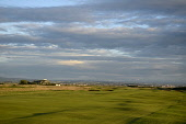 Royal Troon Golf Club, Troon, South Ayrshire. Chris Robson / Scottish Viewpoin 2010,summer,sunny,links,activity,activities,golf,golfer,golfers,golfing,sport,sports
