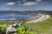 The Ferry House and old limekilns at Ard Neackie on Loch Eriboll, Sutherland, Highlands of Scotland Bill McKenzie / Scottish Viewpoi horizontal,outside,outdoors,day,summer,sunny,blue sky,clouds,Ard Neackie,Loch Eriboll,Sutherland,Highland,Scotland,Scottish,UK,U.K,Great Britain,nobody,building,HDR,coast,coastal,coastline,water,sea,a