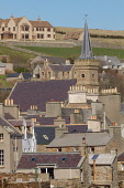 Stromness on Mainland,  Orkney, Scotland Jason Baxter / Scottish Viewpoin nobody,outdoors,daytime,uk,u.k,Great Britain,GB,G.B,Scotland,Scottish,Orkney,coast,coastal,coastline,water,sea,island,islands,isle,isles,summer,stromness,village,town