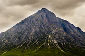 Storm clouds gathering over Buachaille Etive Mor, Glen Coe, Highlands of Scotland Andrew Wilson/ Scottish Viewpoin uk,u.k,Great,Britain,GB,G.B,Scotland,Scottish,nobody,daytime,outdoors,summer,Highlands of Scotland,glencoe,glen,coe,mountain,mountains,hill,hills,Buachaille Etive Mor