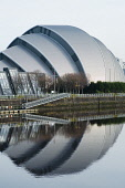 Clyde Auditorium at SECC or Scottish Exhibition and Conference Centre in Glasgow UK Iain Masterton / Scottish Viewpoint Auditorium,Centre,Clyde,Finieston,Glasgow,Kingdom,SECC,Scottish,United,conference,exhibition