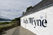 Restaurant and Oyster bar at Loch Fyne in Argyll and Bute , Scotland, united Kingdom Iain Masterton / Scottish Viewpoint Loch,Fyne,Oyster,Bar,restaurant,Scotland,Scottish,Argyll,Bute,travel,tourism,Britain,British,outdoor,daylight,united Kingdom,restaurants,seafood