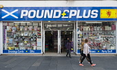 Pound Plus budget store on Argyll Street in Glasgow, Scotland, United Kingdom Iain Masterton / Scottish Viewpoint Budget,shop,pound,store,plus,Glasgow,Scotland,Scottish,street,exterior,austerity,cheap,shopping,low,cost,stores,shops,Britain,British,United,kingdom,daytime,building,retail,retailer