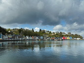 The colourful houses of Tobermory, Isle of Mull. Inner Hebrides, Scotland Allan Coutts/ Scottish Viewpoint Argyll,bay,boats,bute,calmac,coast,coastal,colourful,ferry,harbour,hebrides,holiday,houses,island,isle,painted,sail,sailing,Scotland,Scottish,sea,tobermory,tourist,town