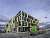 New Boroughmuir High School nearing completion in Edinburgh, Scotland, United Kingdom. Iain Masterton/Scottish Viewpoint Boroughmuir High School,Edinburgh,school,schools,Scotland,Scottish,Edinburgh Boroughmuir High School,comprehensive,state,education,modern,new,construction,investment,UK,building exterior,Edinburgh sch