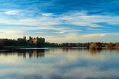 Linlithgow Palace and Linlithgow Loch, Linlithgow, West Lothian Keith Fergus/Scottish Viewpoint u.k,Great Britain,GB,G.B,Scotland,Scottish,nobody,outdoors,West Lothian,Linlithgow Palace,Linlithgow Loch,Linlithgow,Town,Countryside,Rural,Architecture,Loch,Castle,History,Historic,Scottish History,H