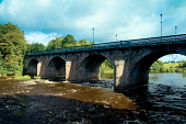 Bothwell Bridge and the River Clyde, Bothwell, South Lanarkshire Keith Fergus/Scottish Viewpoint Walking in South Lanarkshire,Bothwell Bridge,Battle of u.k,Great Britain,GB,G.B,Scotland,Scottish,nobody,outdoors,1679,Covenanters,Battle,Bothwell,River Clyde,Architecture,Viaduct,Historic,History,Wat