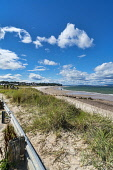 Nairn beach, Moray Firth,  Highlands Region, Scotland UK Dennis Barnes/Scottish Viewpoint uk,u.k,Great Britain,GB,G.B,Scotland,Scottish,groups,daytime,Nairn,beach,sands,seafront,Moray,Firth,Coast,Highland,beaches,sand,sandy,coastal,coastline,water,sea,town
