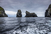 Passing between Soay and Hirta on St Kilda Allan Wright/Scottish Viewpoint uk,u.k,Great Britain,GB,G.B,Scotland,Scottish,nobody,daytime,outdoors,hebridean,rugged,remote,peaceful,nostalgic,sea,shore,abandoned,clearances,nature,escapism,colony,nature reserve,ruins,wildlife,vis