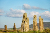 Ring of Brodgar on Orkney on a late summers afternoon Jason Baxter/Scottish Viewpoint UNESCO,ancient,archeology,atmospheric,ceremonial site,henge,heritage,historic,historical,history,landscape,mainland,neolithic,orkney,pagan,ring of brodgar,rocks,rural,scenic,scotland,scottish,stone ci