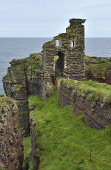 bucholie castle ruin;caithness,scotland Mark Hicken /Scottish Viewpoint uk,u.k,Great Britain,GB,G.B,Scotland,Scottish,nobody,daytime,outdoors,highlands,highland,ruin,castle,caithness,bucholly,bucholie,bucholie castle,freswick,coast,coastal,coastline,water,sea