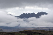 looking over to the cuillin mountain range;skye;scotland Mark Hicken /Scottish Viewpoint uk,u.k,Great Britain,GB,G.B,Scotland,Scottish,nobody,daytime,outdoors,vista,cuillin,cuillins,black,bracadale,skye,struan,clouds,morning,mountain,mountains,hill,hills,island,islands,isle,isles