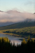 Loch Garry in the Scottish Highlands as the morning light and mist burn of on an early summers morning Jason Baxter /Scottish Viewpoint atmospheric,beautiful,beauty,dawn,dramatic,geography,highlands,loch,loch garry,low cloud,mist,misty,moody,morning,mountains,natural light,nature,remote,scenery,scenic,scotland,scottish,scottish highla