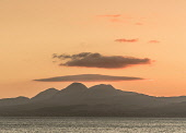 Scarba and gulf of corryvreckan from north tip of Jura Allan Wright  /Scottish Viewpoint dramatic,dusk,enchanting,hebridean,pretty,remote,sunset,wild,golden,warm,amber,argyll,hebrides,jura,paps,knapdale,atlantic,inner,coast,coastal,coastline,water,sea