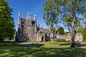 lauriston castle, Edinburgh Allan Wright  /Scottish Viewpoint united kingdom,edinburgh,scotland,lothians,capital city of scotland,auld reekie,lauriston castle,cramond,silverknowes,davidson mains,edinburgh museums,castle,houses,architecture,buildings,edwardian,bl